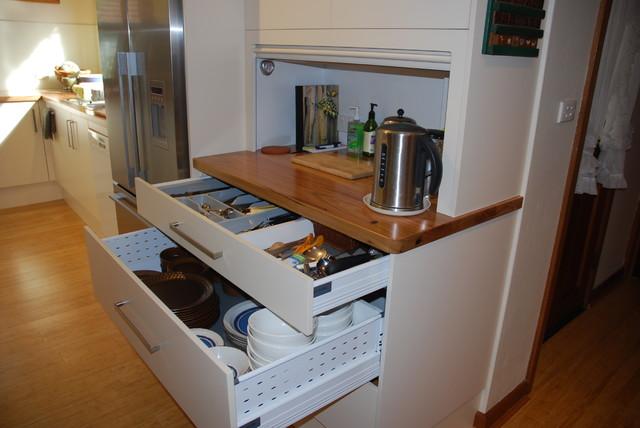 West pymble contemporary kitchen sydney by the for Kitchen renovations western sydney