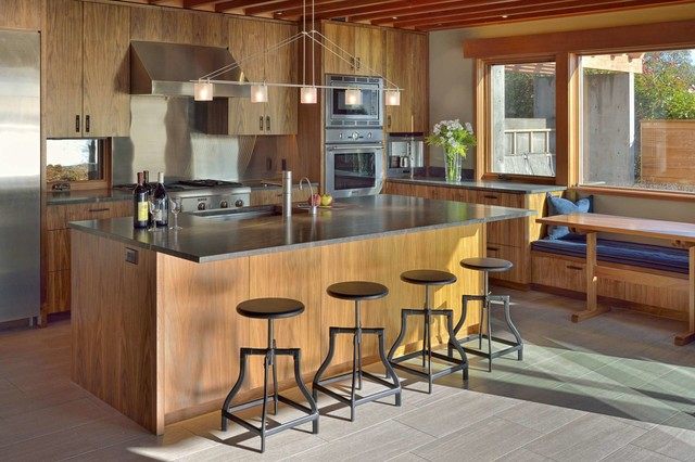 West Seattle Contemporary Kitchen Seattle By Colleen Knowles Interior Design