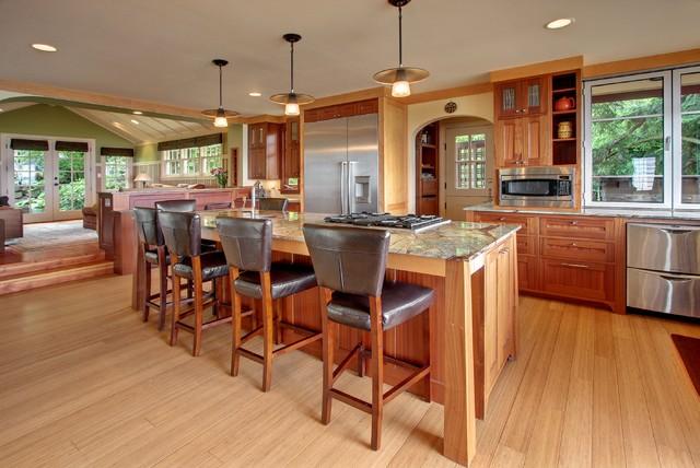 West seattle craftsman arts crafts kitchen seattle for Kitchen designer seattle