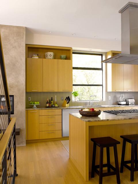 West Seattle Kitchen contemporary-kitchen