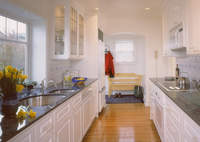 kitchens traditional kitchen seattle by leslie weldon design