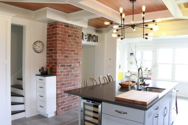 Http Houzz Com Photos 33138096 West Seattle Traditional Kitchen Seattle