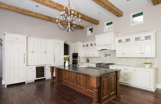 West Seattle New Construction Traditional Kitchen Seattle By Parr Cab