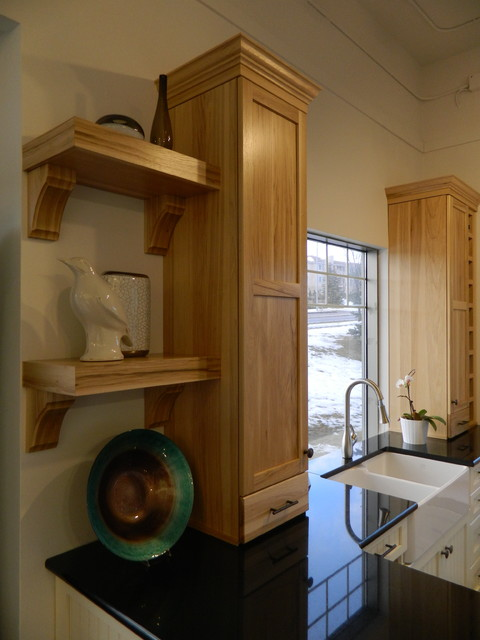 West Showroom traditional-kitchen