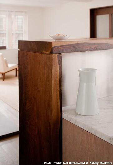 West Village One Bedroom contemporary-kitchen