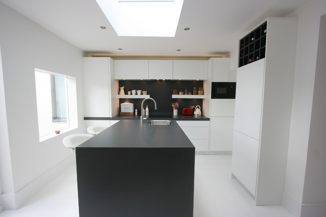westbourne grove london modern kitchen london by