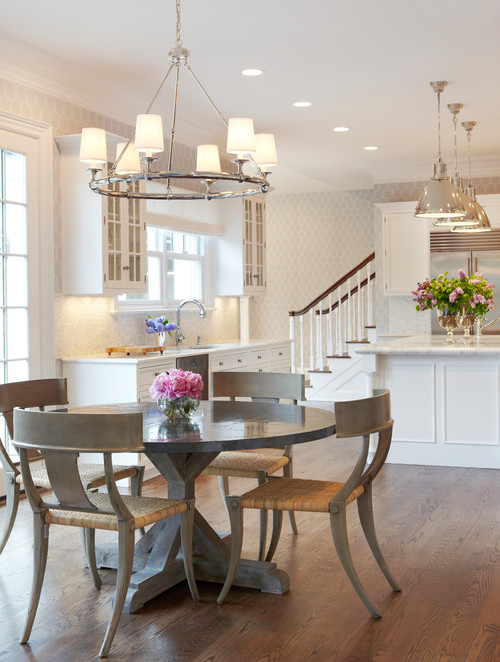 Where is your light fixture over the table from tks Kitchen bench lighting ideas