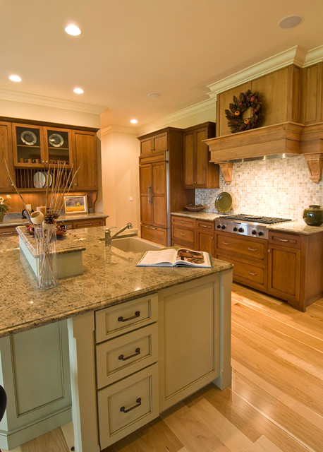 Westchester Area Homes-Ayse Lewis Interior Design traditional-kitchen