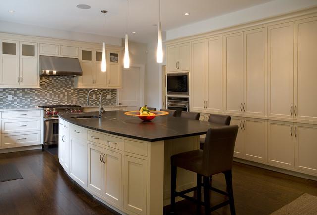 Westchester Elegance Contemporary Kitchen New York By Dw Design Decor Llc