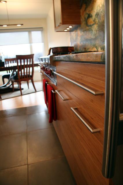 Westchester Lagoon (Anchorage) Kitchen asian-kitchen