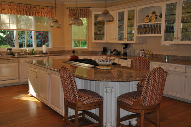 Westchester Ny Transitional Kitchen New York By Correia Capri Designs