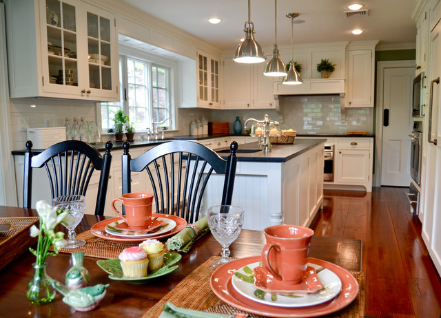 Westchester Traditional Traditional Kitchen New York By Adams Interior Design
