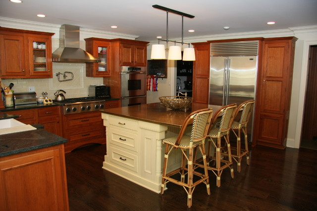 Westchester Whimsy Traditional Kitchen New York By