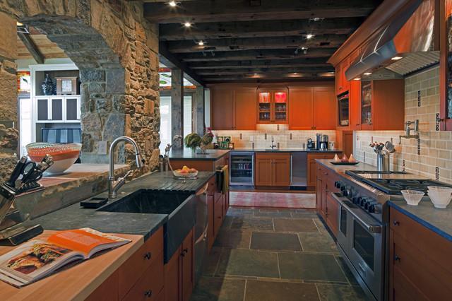 Western Run-kitchen eclectic-kitchen