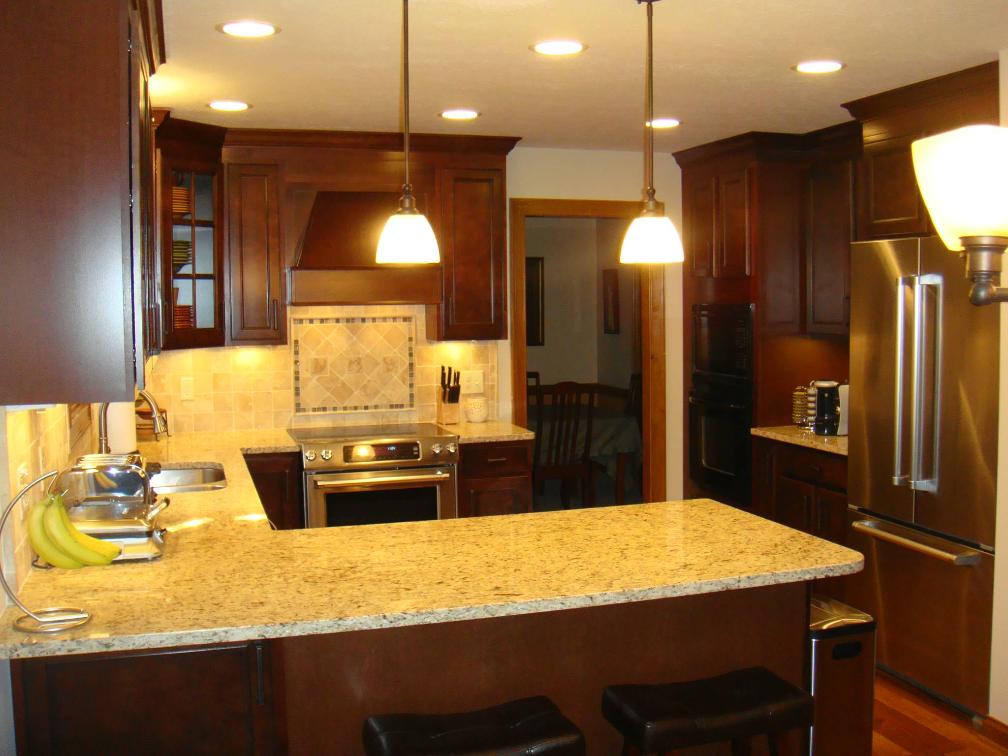 Westerville Full kitchen remodel