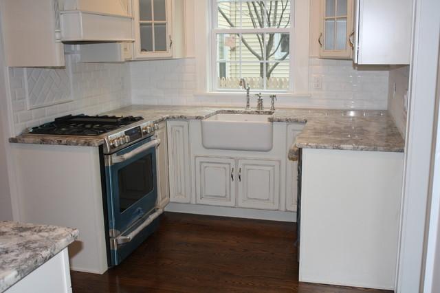 Westfield, NJ Kitchen traditional-kitchen