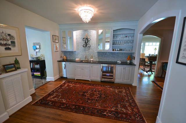Westham Ranch to 4 story renovation traditional-kitchen