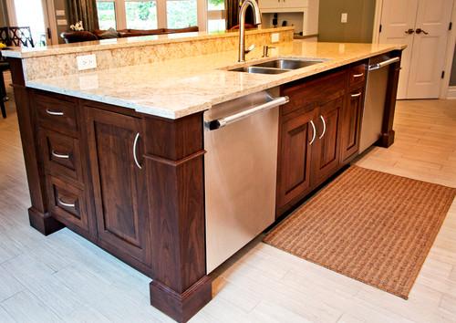 [Transitional Kitchen by Austin Kitchen & Bath Remodelers Capitol Design, LLC]