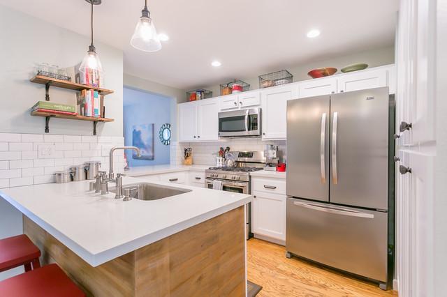 Westlake Village Kitchen Skandinavisch K Che Los Angeles Von New Look Home Remodeling