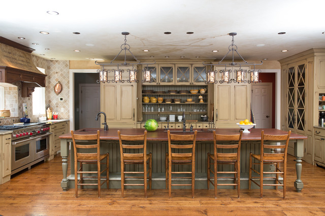 Westmont Custom Luxury Kitchens Traditional Kitchen Chicago By
