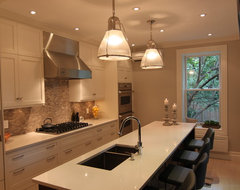 Westmount kitchen contemporary-kitchen
