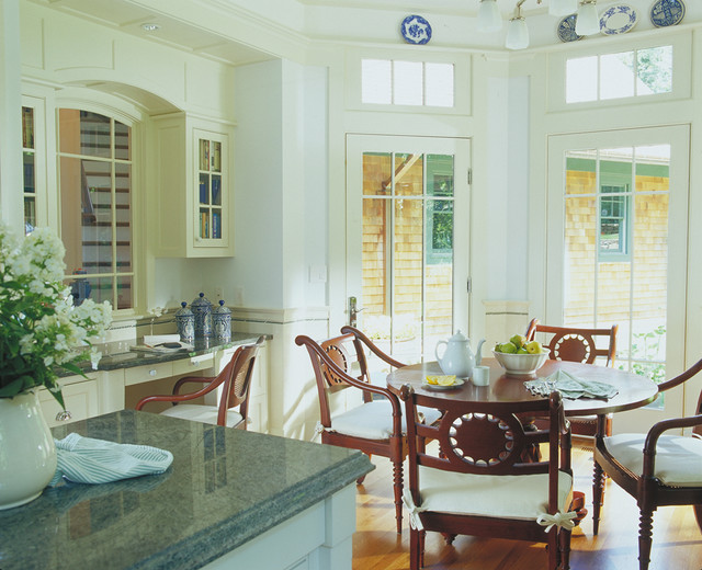 Weston Residence traditional-kitchen