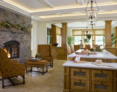 Weston Residence traditional-kitchen