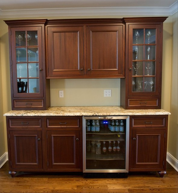 Westover Road- Stamford, CT traditional-kitchen
