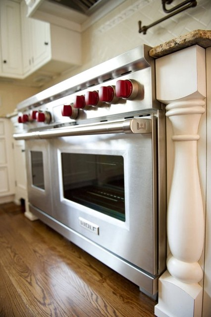Westover Road Stamford Ct Traditional Kitchen
