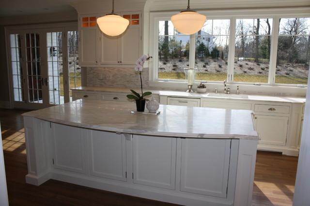 Westport Ct Kitchen New York By La Pietra Marble Inc