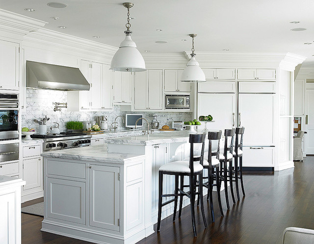 Westport Ct Traditional Home Traditional Kitchen New York By Diana Sawicki Interior