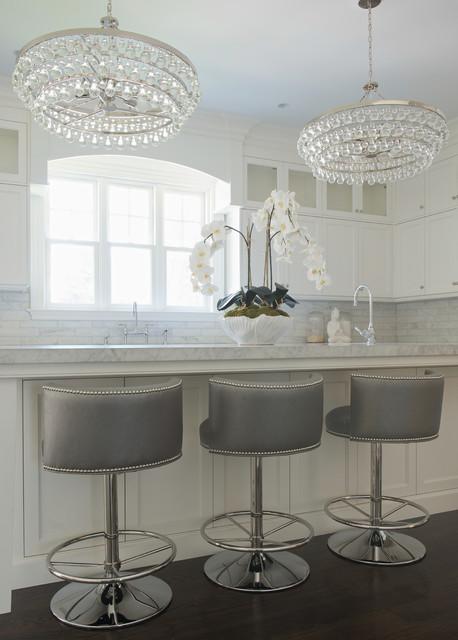 Susan Glick Interiors · Interior Designers U0026 Decorators. WESTPORT REFINED  ELEGANCE Transitional Kitchen