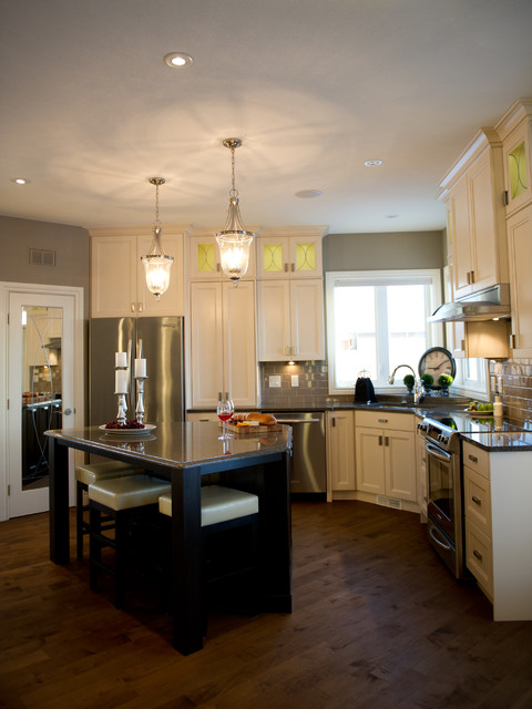 Westridge Gallery - Contemporary - Kitchen - calgary - by ...