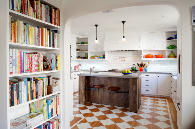 Westwood Residence amerikansk-craftsman-koek