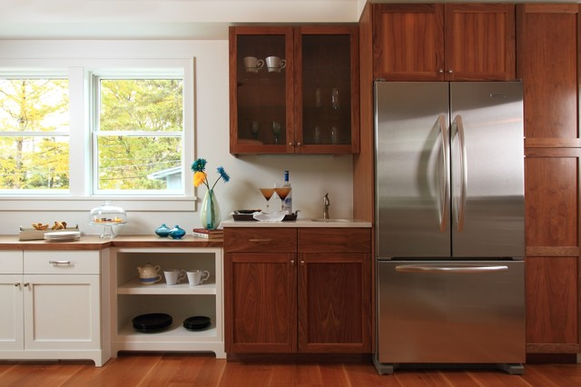 Wet Bar Traditional Kitchen Minneapolis By The