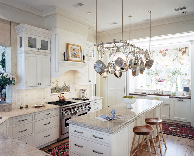 Superior Inspiration For A Large Timeless U Shaped Light Wood Floor Open Concept  Kitchen Remodel In