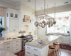 Wetmore Residence traditional kitchen