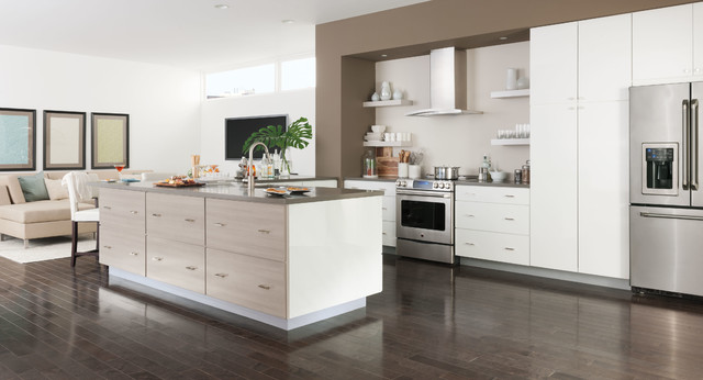 Martha Stewart Living Cabinets Cabinetry What S New Contemporary Kitchen