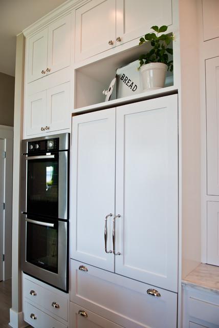 Whidbey Island Beach House - Kitchen Remodel - Beach Style - Kitchen - seattle - by Kristi ...