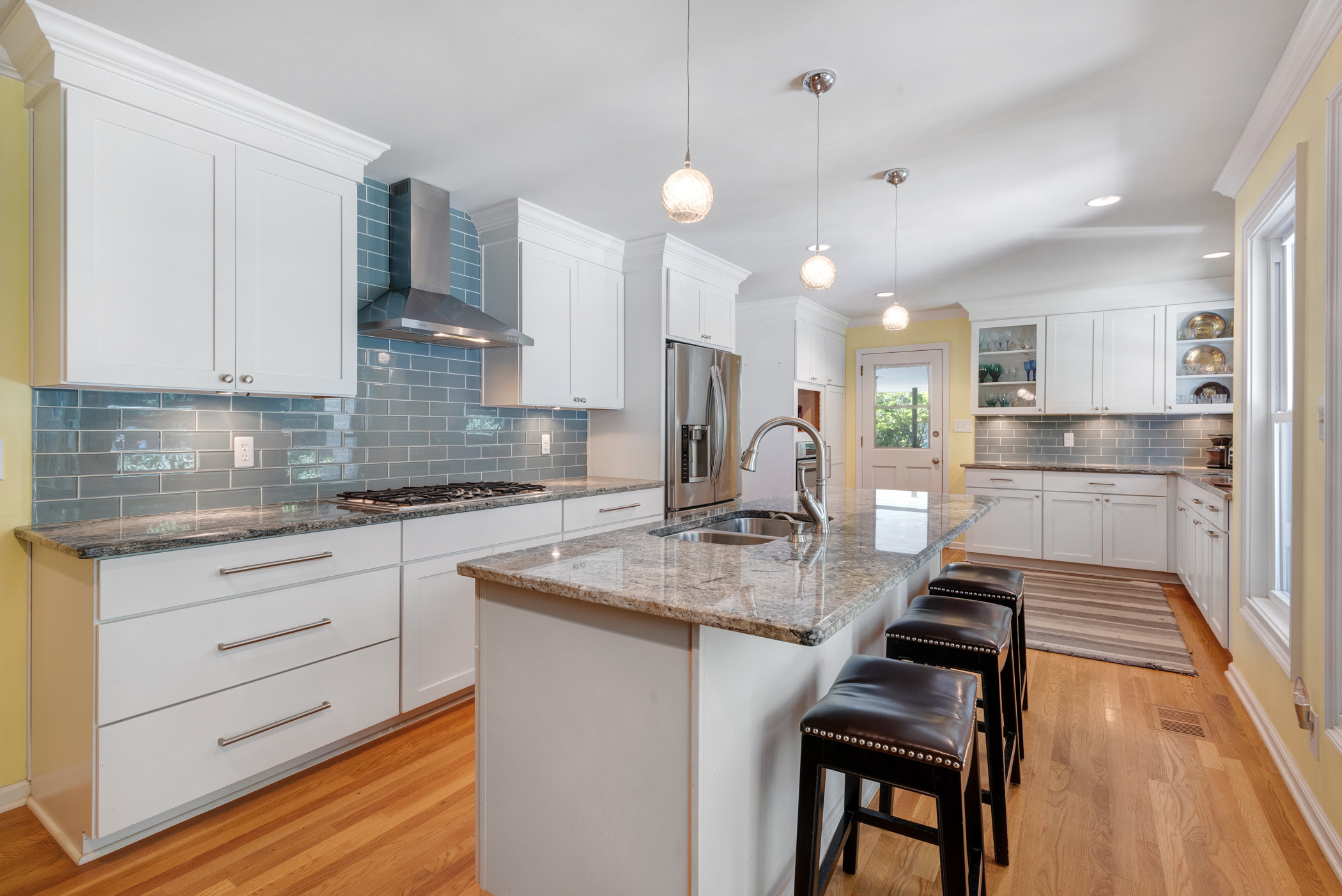 WHIDDON's Kitchen Before and After