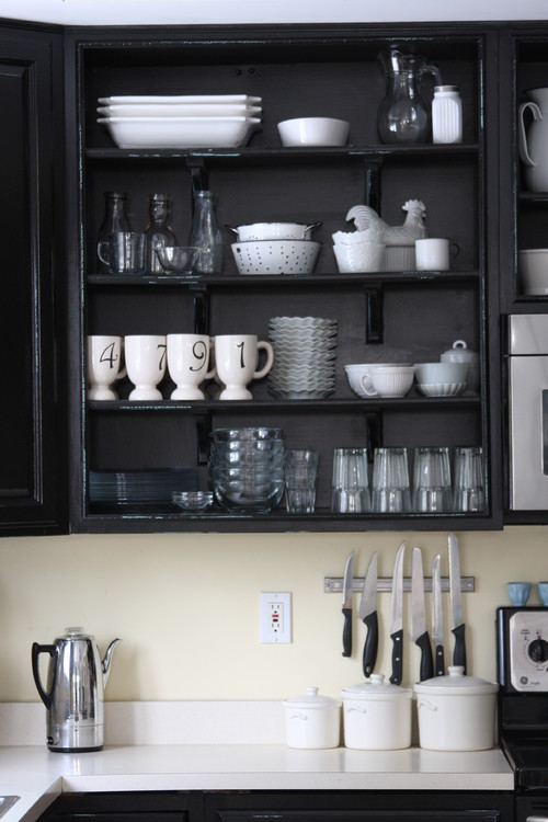 Budget Kitchen Hack Remove Doors On Cabinets For Instant Open