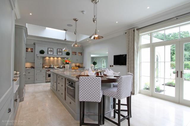 Whincop Cheam Sutton UK Modern Kitchen London By Alexander James I