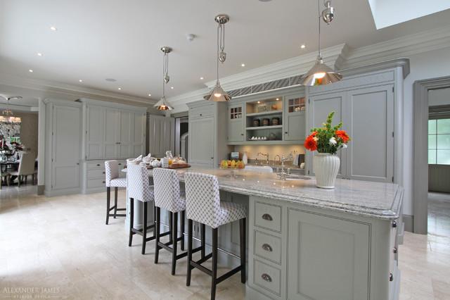 Whincop Cheam Sutton Uk Traditional Kitchen Berkshire By