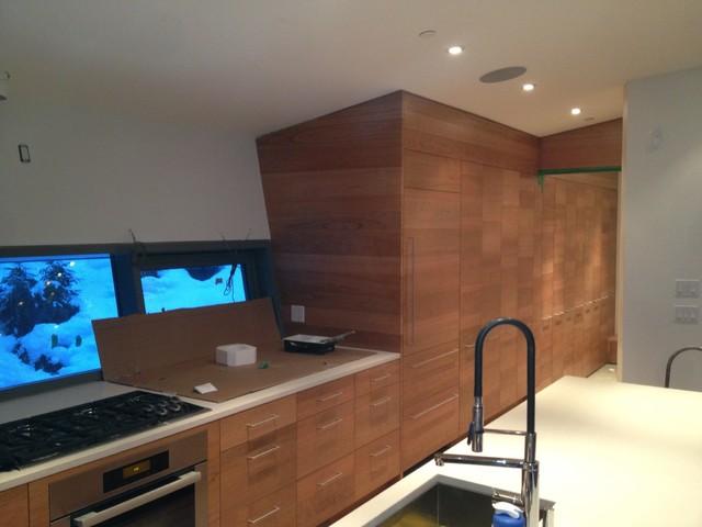 Whistler contemporary-kitchen
