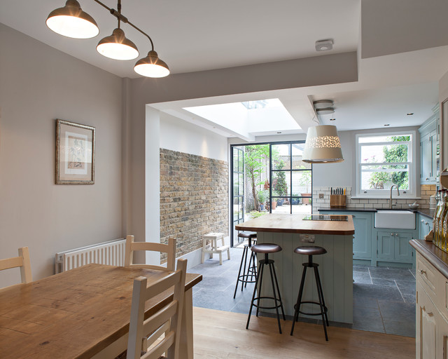 Whistler Street Traditional Kitchen London By