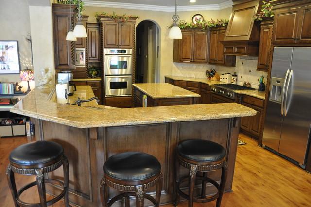Whitaker Kitchen traditional-kitchen