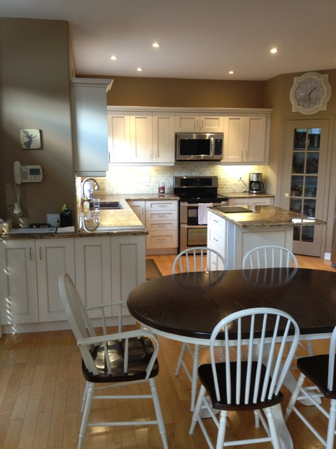 Whitby Kitchen Reface