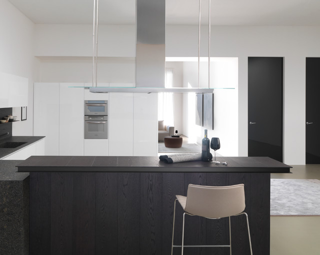 Modulnova kitchens contemporary kitchen los angeles for Contemporary kitchen cabinets los angeles