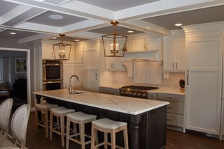 kitchen designs images pictures white and grey tri color kitchen 4662