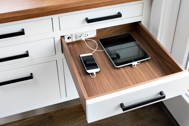 9 Smart Charging Station Solutions For, Electronic Charging Station Furniture
